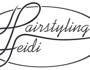 Hairstyling Heidi logo